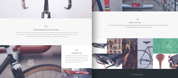 bycicle-flat-psd-template